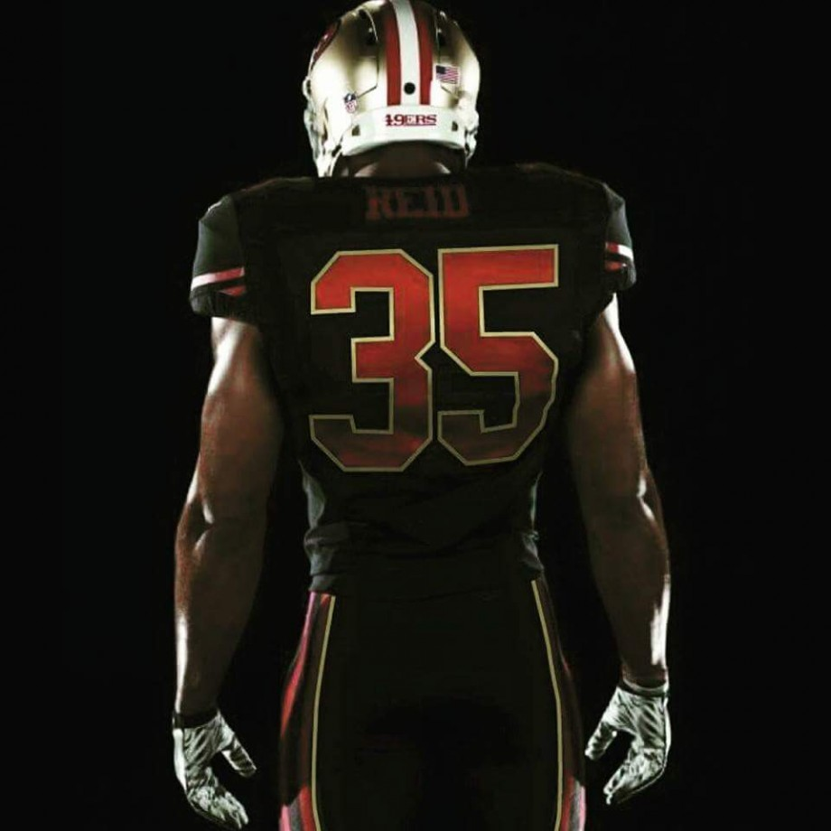 ff231b666 Uniwatch hated the black uniforms...I disagree   49ers